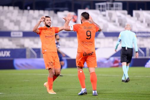 Il Montpellier sarà impegnato nel derby col Marsiglia (foto tratta dal sito del Montpellier)