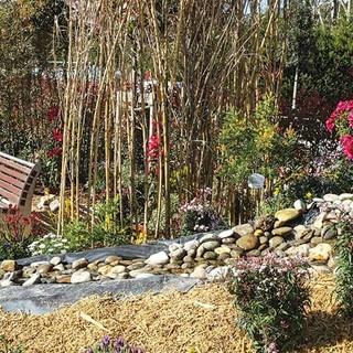 Mandelieu- La Napoule, il giardino effimero