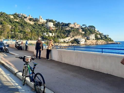 Mont Boron a Nizza, fotografoa di Danilo Radaelli