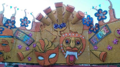 Carnevale in Costa Azzurra, Mentone raccontato da Milena Visentini