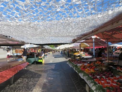Il mercato di Saleya
