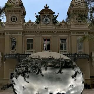 Monaco, Piazza del Casino, foto di Luisella Cappio