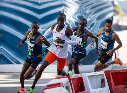 Oggi nuovo record mondiale per la 5km Herculis della Monaco Run