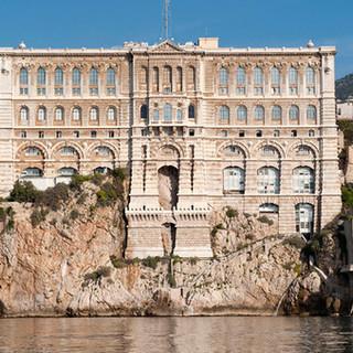 Ai giardini St-Martin a Monaco si può vedere la mostra 'Proteggere il patrimonio marino dell'UNESCO grazie alla ricerca scientifica'