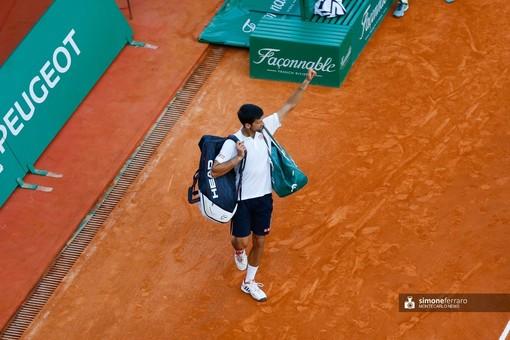 Al via l'asta di beneficenza per sostenere Thalas ed i mari: la racchetta di Novak Djokovic il premio più ambito