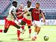 Nizza - Monaco, sesta giiornata, una fase di gioco (foto tratta dal sito dell'OGC Nice)