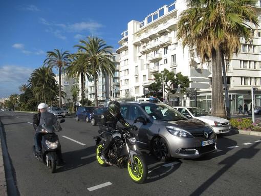 La Promenade a Nizza (foto d'archivio)