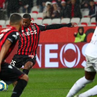 Nizza - Tolosa, una fase dell'incontro di andata (foto tratta dal sito dell'OGC Nice)