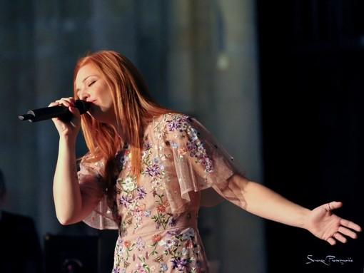 Natacha St-Pier a Monaco in un concerto dall'impronta cattolica