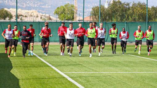 Il Nizza si prepara al derby del Mediterraneo col Montpellier. Foto tratta dal sito dell'OGC Nice