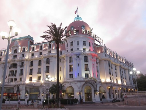 Hotel Negresco, Nizza