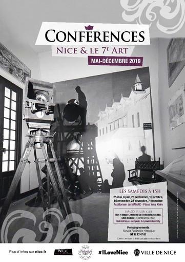 """Nice et le 7ème art"", ciclo di conferenze al MAMAC"