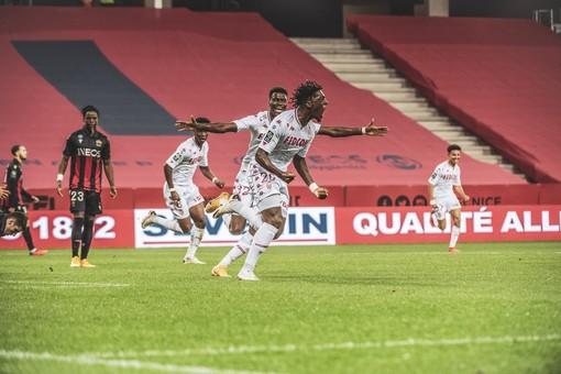 Il Monaco riceverà il Paris Saint Germain (foto tratta dal sito dell'OGC Nice)