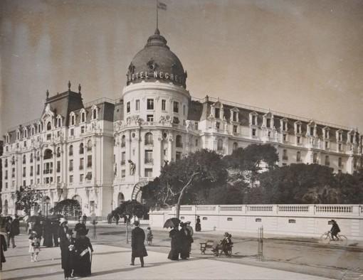 Il Negresco nel 1913 nelle foto di Jean Gilletta, Archives de Nice