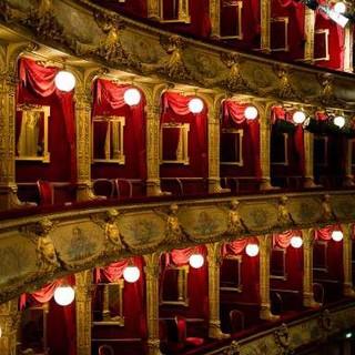 Opéra di Nizza, foto di Dominique Jaussein