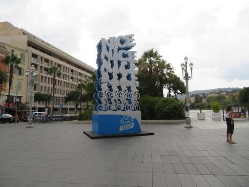 Place Massena a Nizza