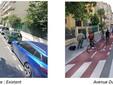 Plan Vélo Rue Durante