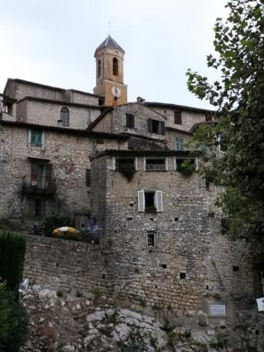 Peillon, fotografie di Luigi Picco