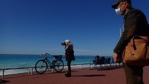 Nizza, Promenade des Anglais. Foto di Jean Pascal Galeotti