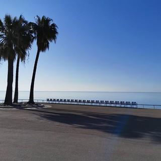 Pasqua 2020 in Costa Azzurra, foro tratte da Twitter