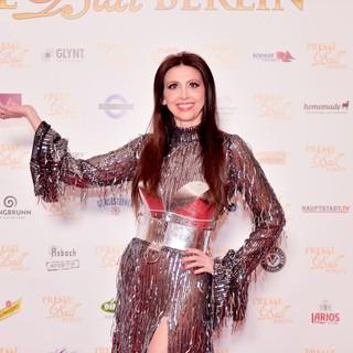 Lorena Baricalla da Monaco a Berlino è la star del PresseBall 2020