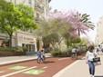 Plan Vélo Rue de la Buffa