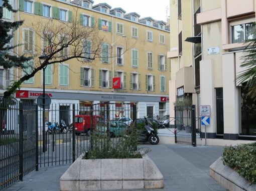 Place des Cigalusa, Nizza