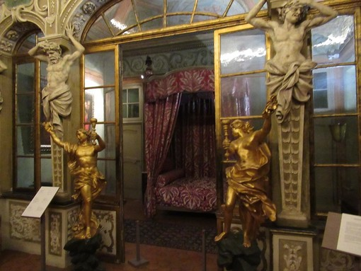 Palais Lascaris, Nizza, una sala