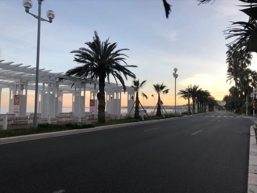 Nizza, Promenade des Anglais. Foto di Franco Enrico Paracchini