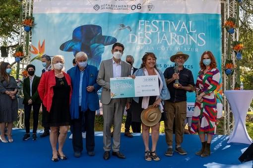 La premiazione del Festival