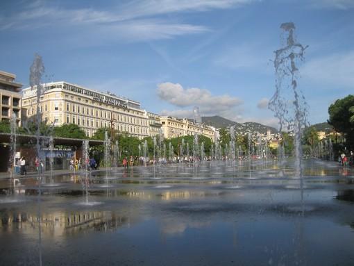 Nizza, Promenade du Paillon