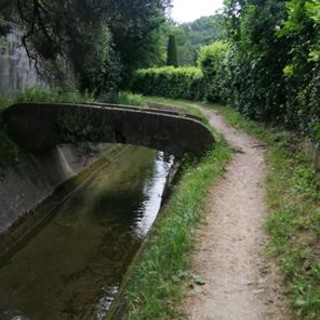 Parc Intercommunal du Canal de la Siagne, foto di Danilo Radaelli