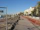 Lavori lungo la Promenade des Anglais