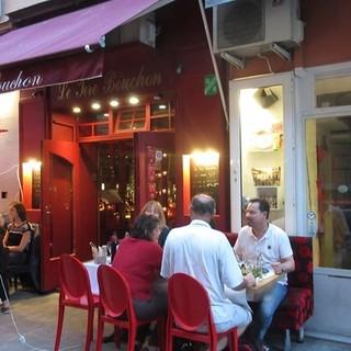 Ristorante nel Vieux Nice