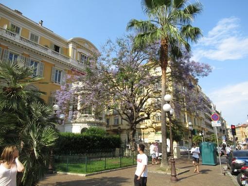 Rue de France a Nizza