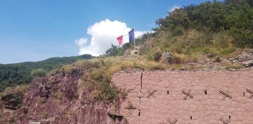 Il forte di Frassinéa, Foto di Danilo Radaelli