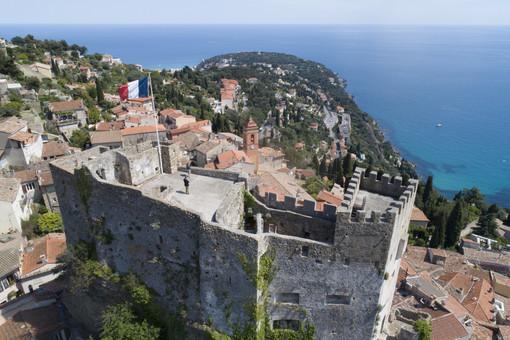 Roquebrune, il castello