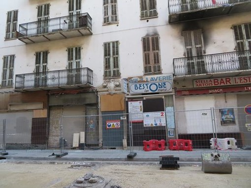Rue Pertinax a Nizza