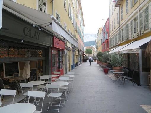 Rue Bonaparte a Nizza