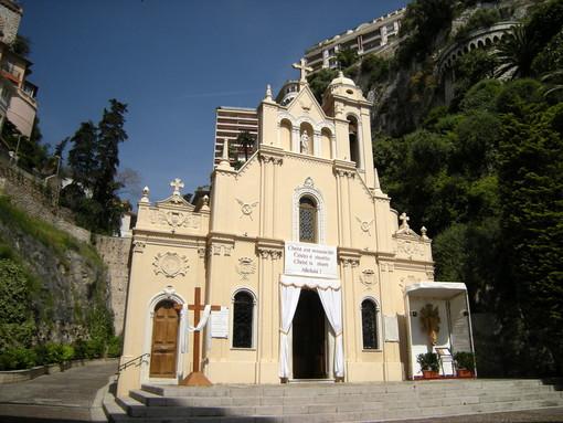 La chiesa di San Devota a Monaco.