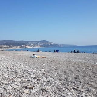 Spiagge di Nizza, foto di Ghjuvan Pasquale