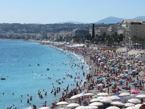 Le spiagge di Nizza
