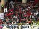La tifoseria del Nizza attende il PSG (foto tratta dal sito dell'OGC Nice)