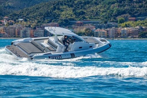 Il Cannes Yachting Festival farà da cornice al debutto mondiale in acqua del PIRELLI 35