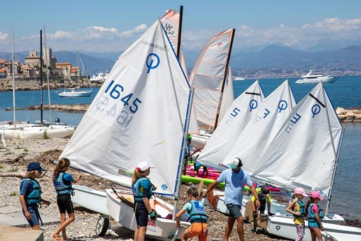 Voiles d'Antibes (foto tratte dal sito ufficiale)