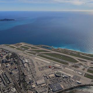 L'Aéroport Nice Côte d'Azur