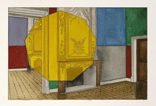 Exposition Georges Rousse, Ici et Maintenant - Vence