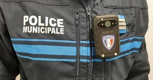 Le video camere in dotazione alla Polizia Municipale di Nizza