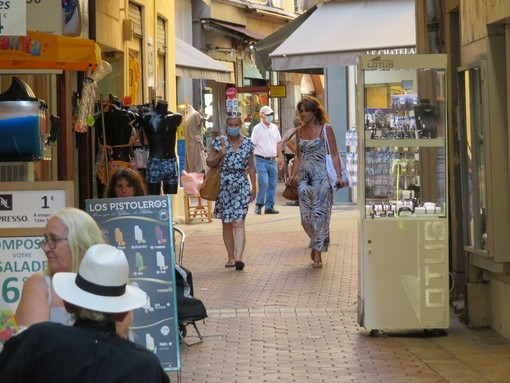 Shopping nel Vieux Nice