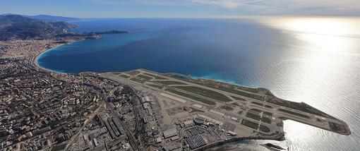 L'aeroporto Nice-Côte d'Azur